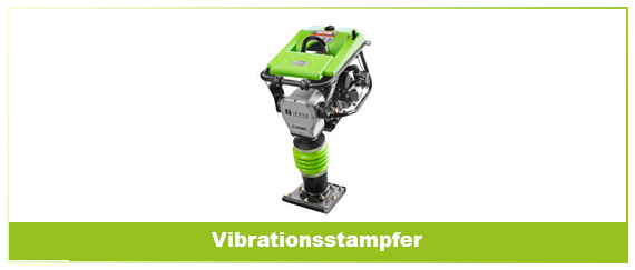 Vibrationsstampfer